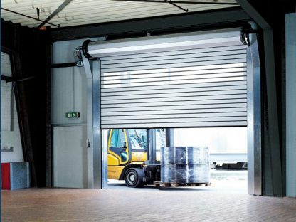 Скоростные ворота спиральные ворота серии HSSD - 3500*3500