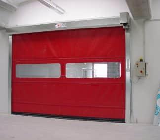 Скоростные рулонные ворота для внутреннего использования серии SpeedRoll SDI 3200*2700