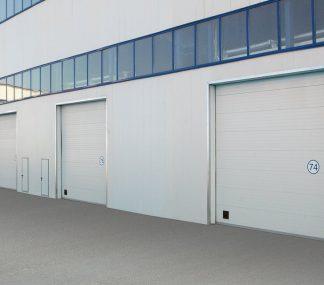 Автоматически ворота для склада 3800*4200 Дорхан
