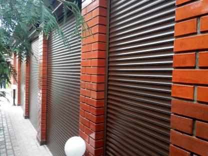 Рольставни на двери или окна 1800*2300 Дорхан