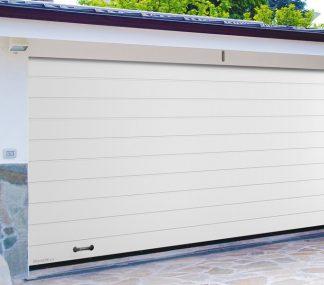 Секционные гаражные подъемные ворота Дорхан 3500*2300