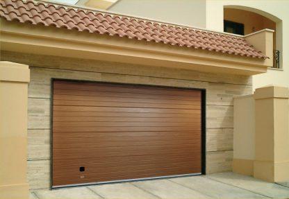 Ворота гаражные секционные DoorHan с торсионными пружинами (RSD02) 2500*2200