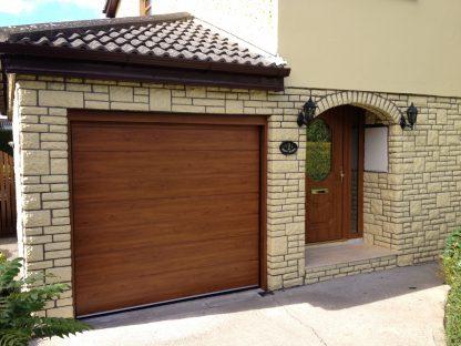 Ворота для гаража секционные DoorHan с торсионными пружинами (RSD02) 2600*2200