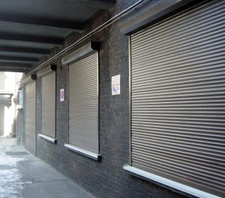 Рольставни взломостойкие на окна Дорхан 850*1200